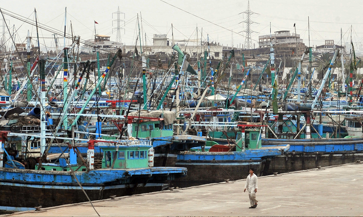Is there a nexus between fishing and terror financing?