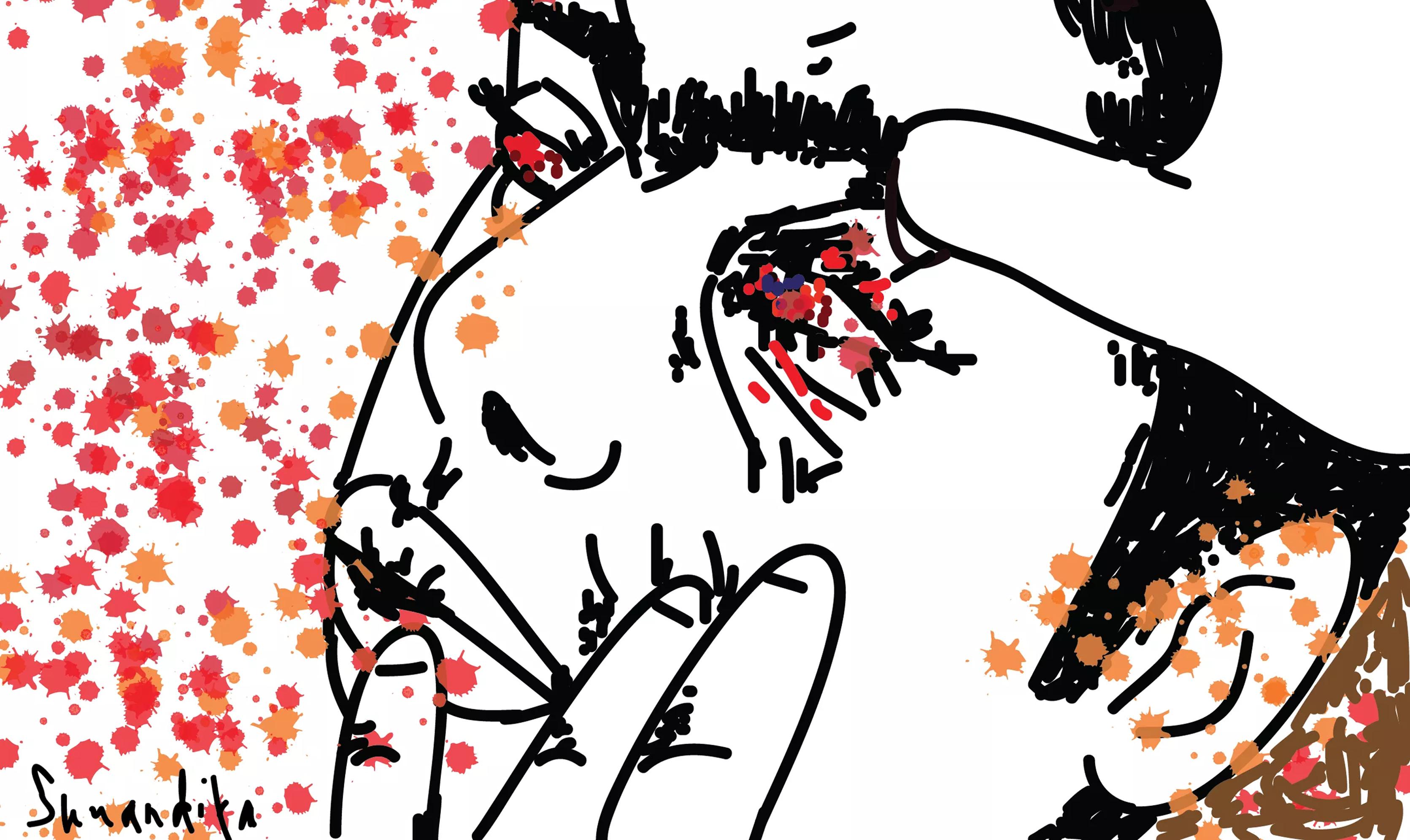Illustration by Sunandita Mehrotra