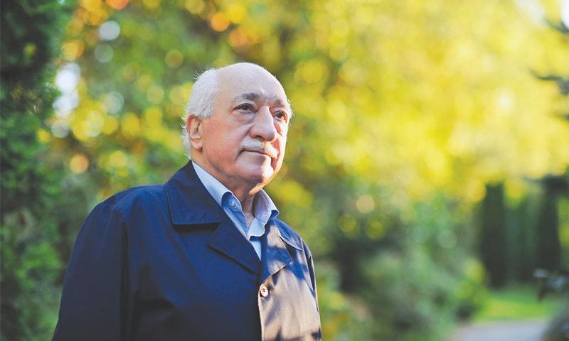 Fethullah Gulen, the arch-enemy of Turkey's president