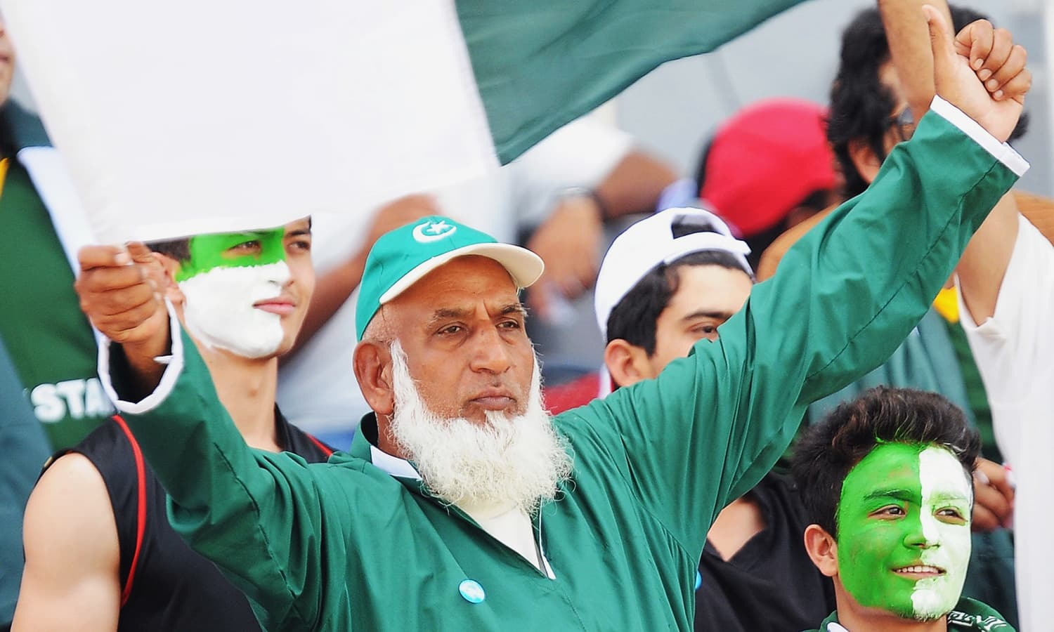 Chacha Cricket: Pakistan's most famous cheerleader