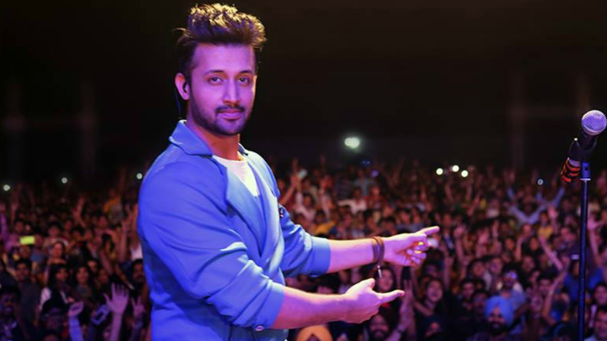 Here's what Atif Aslam has been up to in India