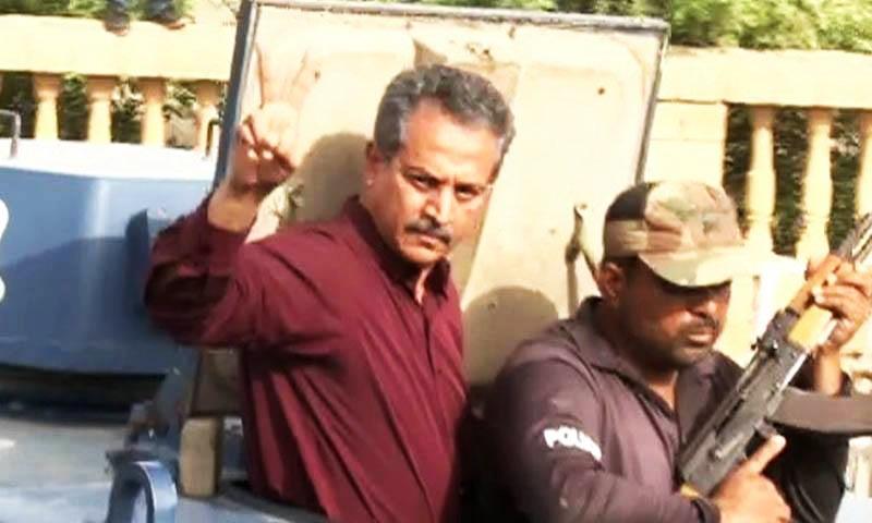 Police arrest Waseem Akhtar, Anis Kaimkhani in Dr Asim terror case