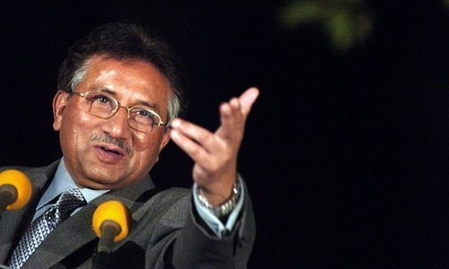 'All of Musharraf's properties can't be attached'