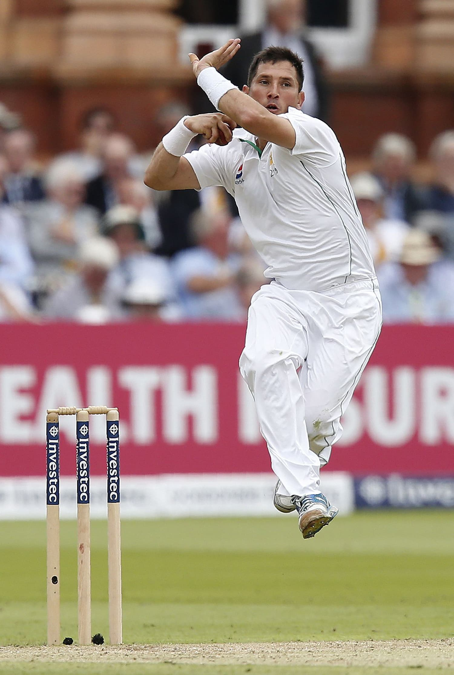 Yasir Shah's 10/141 at Lord's was undoubtedly the most impactful performance of the first Test. — AFP