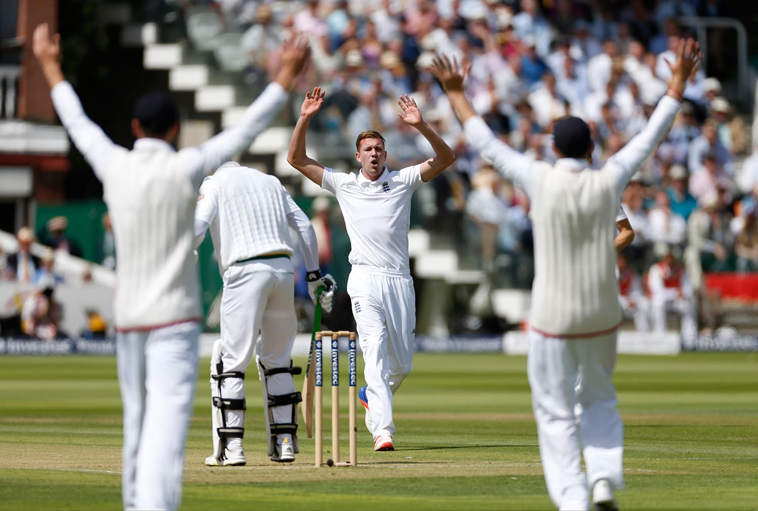 England, in eight years, have lost two series at home. — Reuters