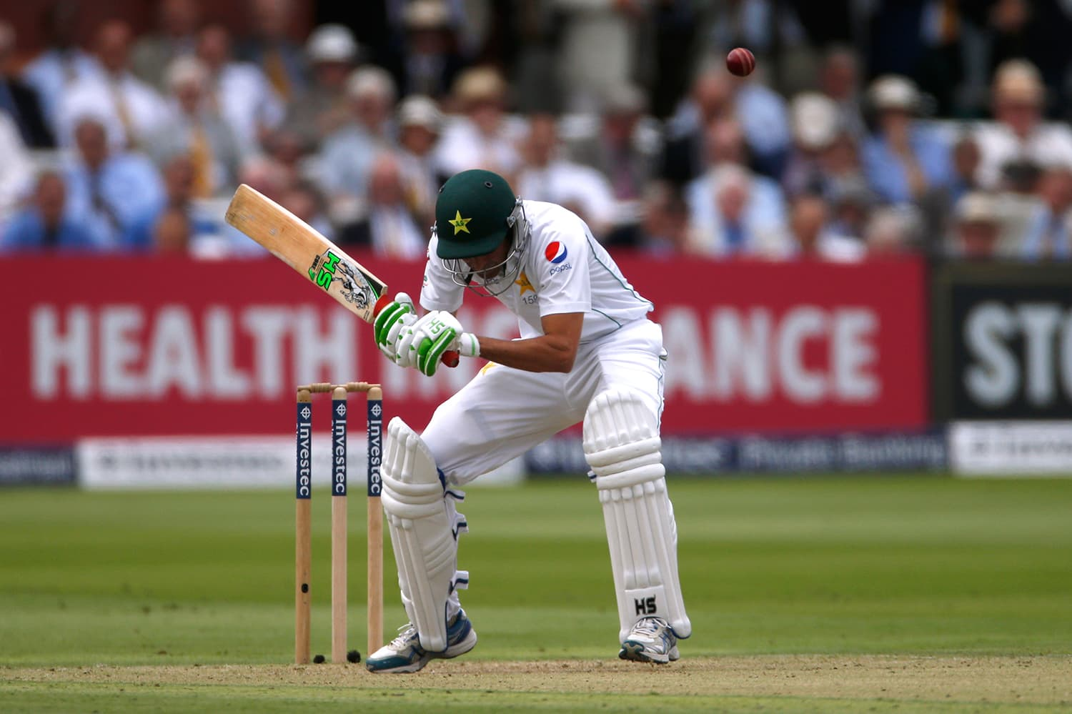 Even Younis with his jumpy tickle-me-Younis style of batting made important contributions in both innings. — Reuters