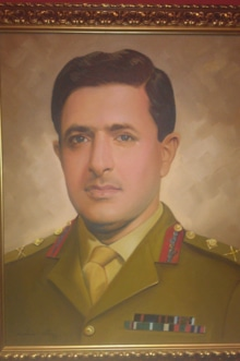 Tajammul Hussain Malik.
