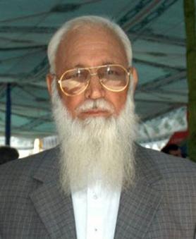 Brig. Zaheer Abbasi in 2014.