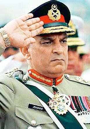 Gen. Abdul Waheed Kakar.