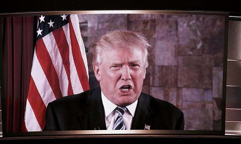 Trump nightmare