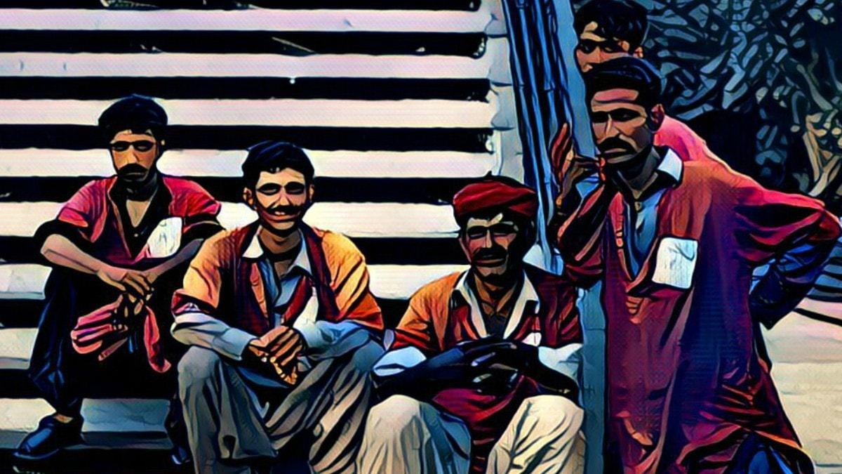 I put Karachi through photo editing app Prisma and the results were phenomenal