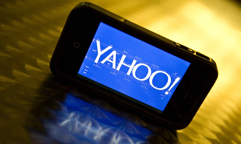 Verizon is buying Yahoo for $4.83 billion, marking the end of an era for a company that once defined the internet.─ AFP/File