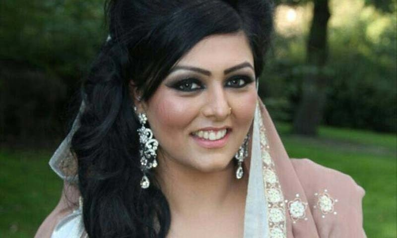 "Beauty therapist Samia Shahid, 28, who died while visiting family in Pandori. — Photo courtesy: The Guardian/<a href=""http://guardian.co.uk"">http://guardian.co.uk</a>"