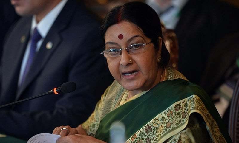 Swaraj's personal attack against Nawaz seeks to shut down bilateral diplomacy