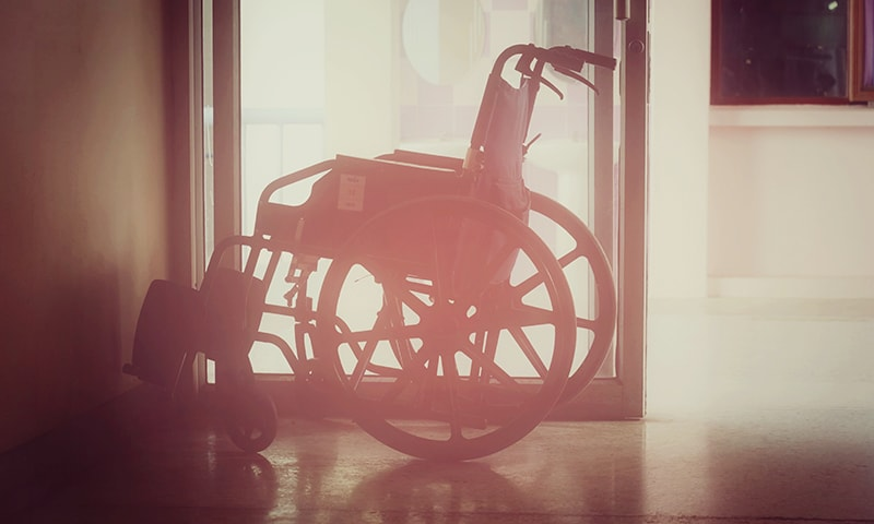 What caring for my paraplegic sister taught me