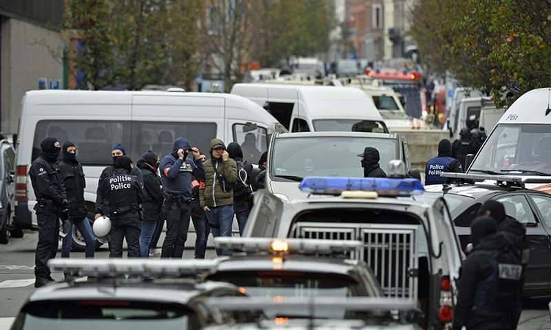 Elderly priest killed in French church, two attackers 'neutralised'