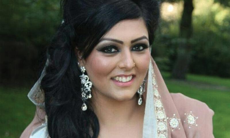 A photo of Samia Shahid.