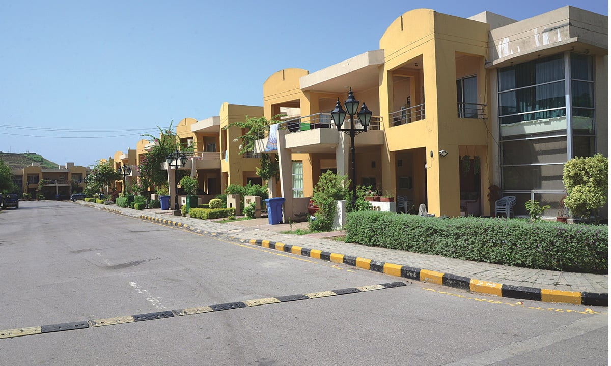 Bahria Town, Rawalpindi| Ishaque Chaudhry, White Star