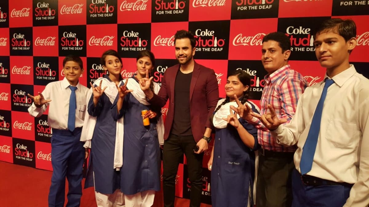 Coke Studio for the Deaf will change the way you think about music