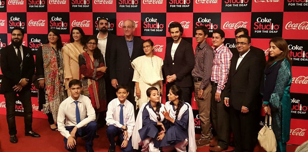 Coke Studio for the Deaf changes the way we think about music