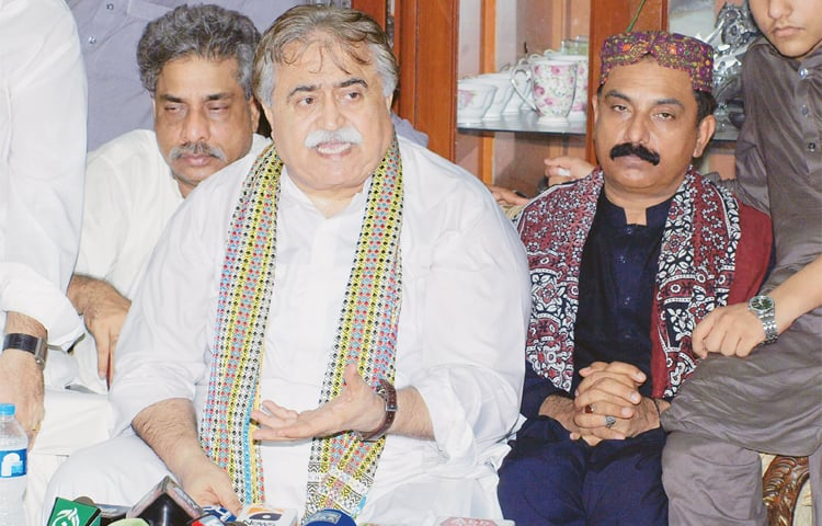 Giving Rangers special powers for entire Sindh will mean failure of govt: Chandio