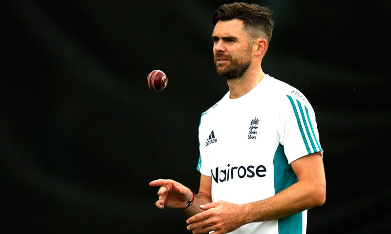 Anderson keen to forge on despite drop in pace