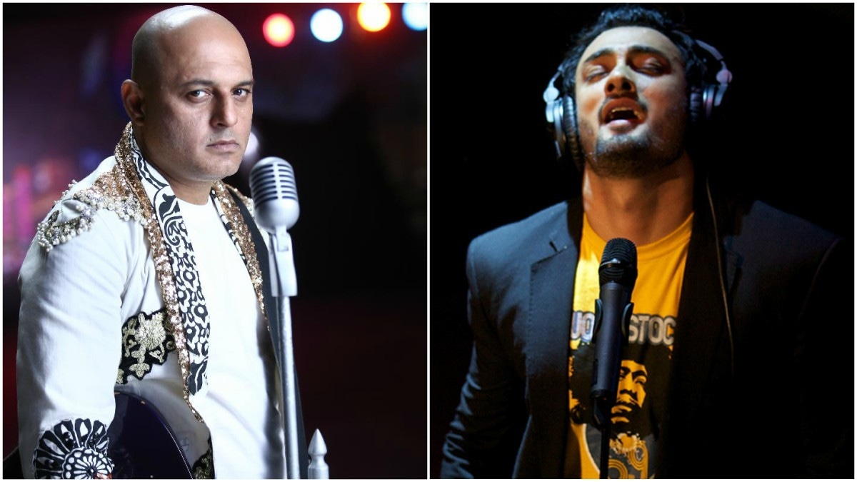 Watch Ali Azmat and Umair Jaswal rope their celebrity friends into a feud
