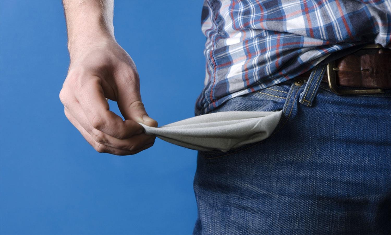 9 علامات جو آپ کے امیر نہ بننے کی پیشگوئی کریں