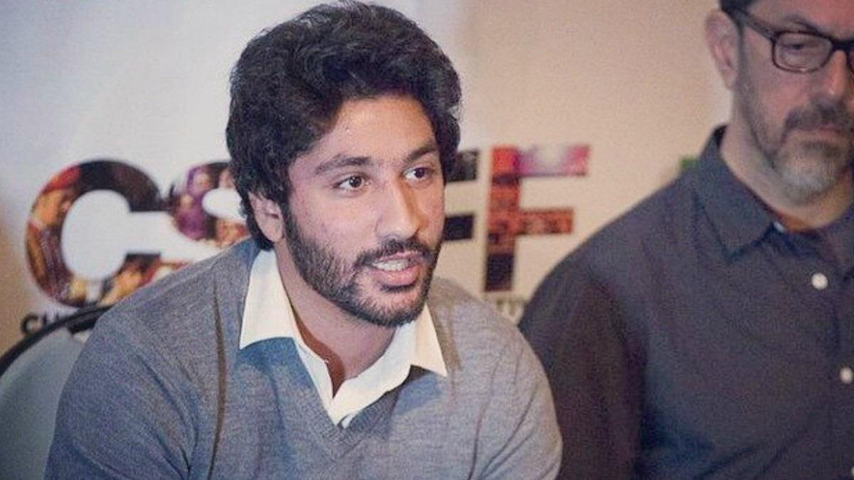 Shahnawaz at the Chicago South Asian Film Festival 2014
