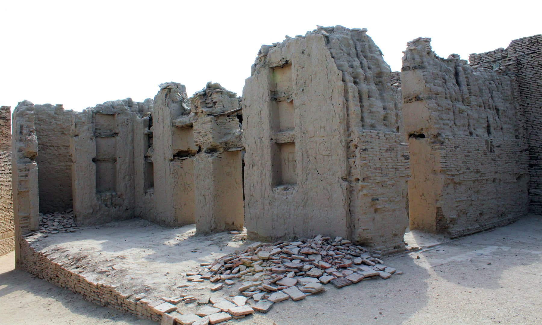 شاہی باورچی خانہ، قلعہ کوٹ ڈجی — تصویر اختر حفیظ