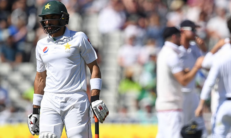 Reverse-swing left Pakistan batsmen clueless, says Misbah