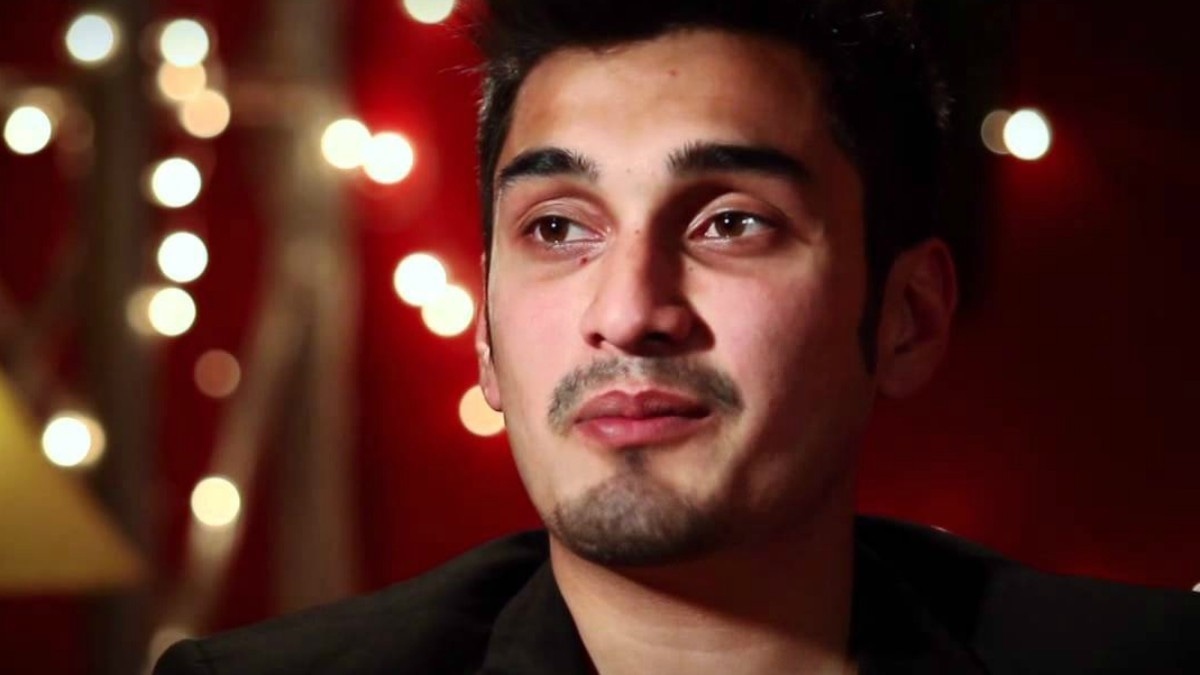 I was very nervous about playing a leading role, says Uzair Jaswal of his upcoming film