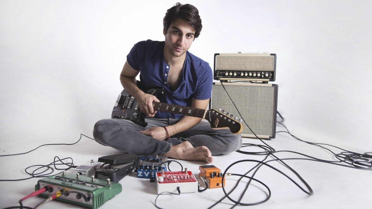 This young Pakistani helps design soundtracks for Hollywood films