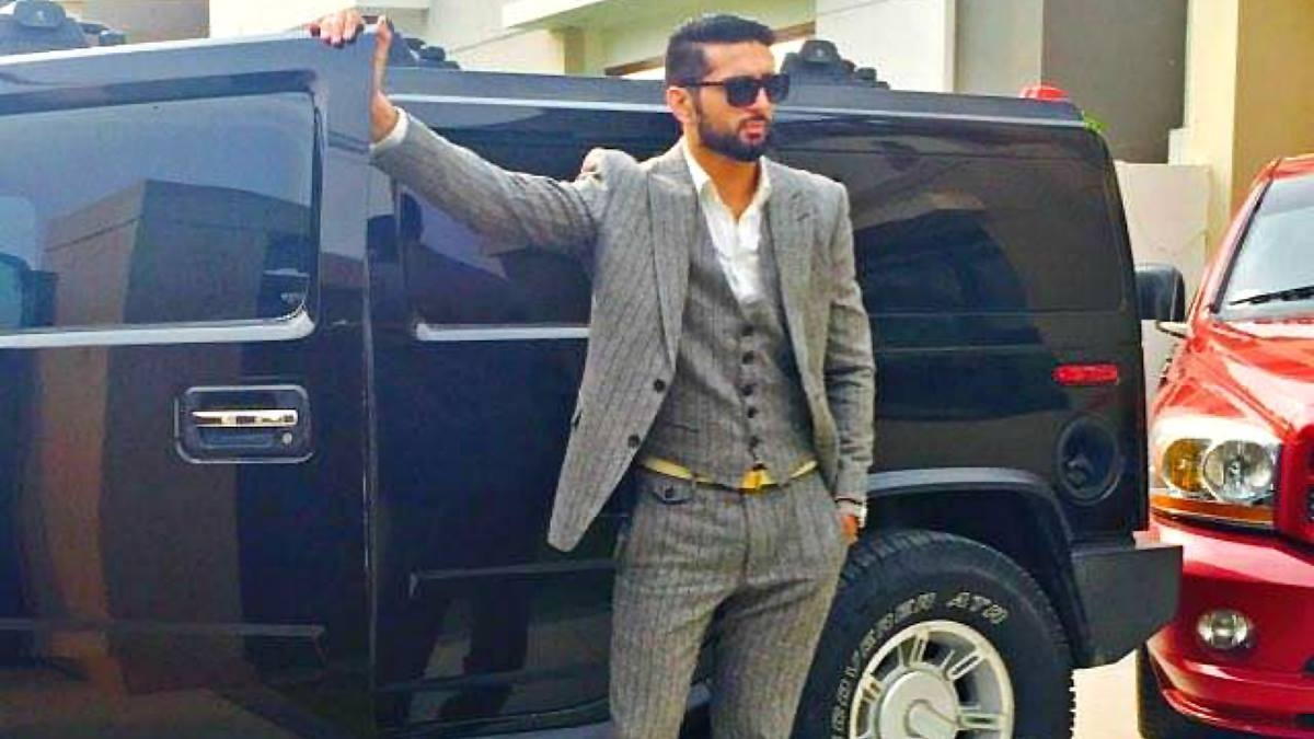 Sindh's new sports minister has some serious swag and wants you to know
