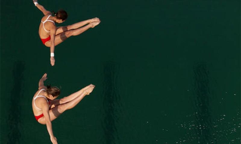 21 Gold Michael Phelps Still Rules The Pool Sport Dawn Com