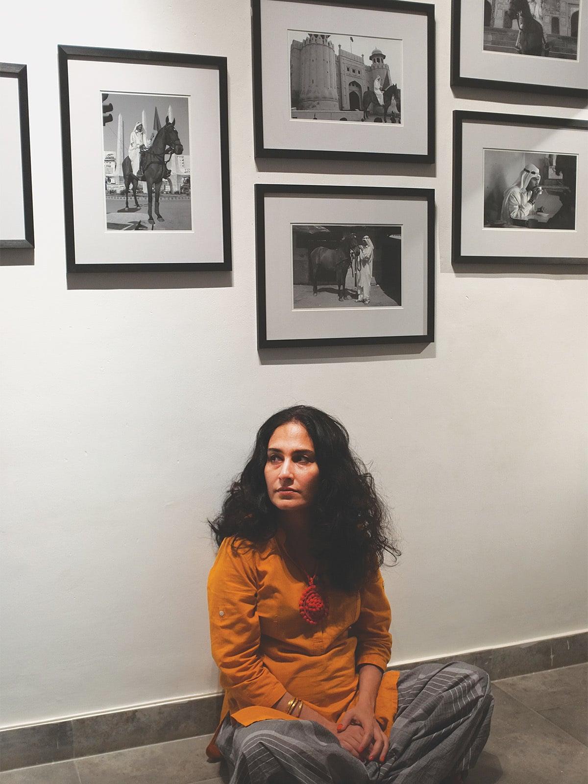 Malika Abbas, White Star