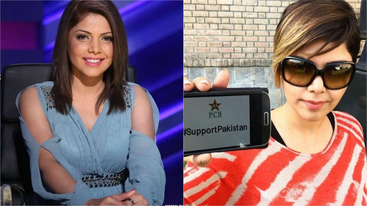 Hadiqa Kiani is one celeb who keeps going shorter