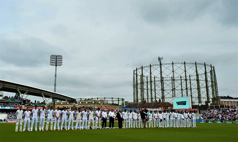 England, who lead the four-Test series by 2-1, elected to bat first after Alastair Cook won the toss. — AFP/File