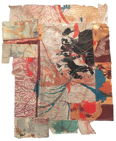 'Earth Skin-1'  by Natasha Shoro