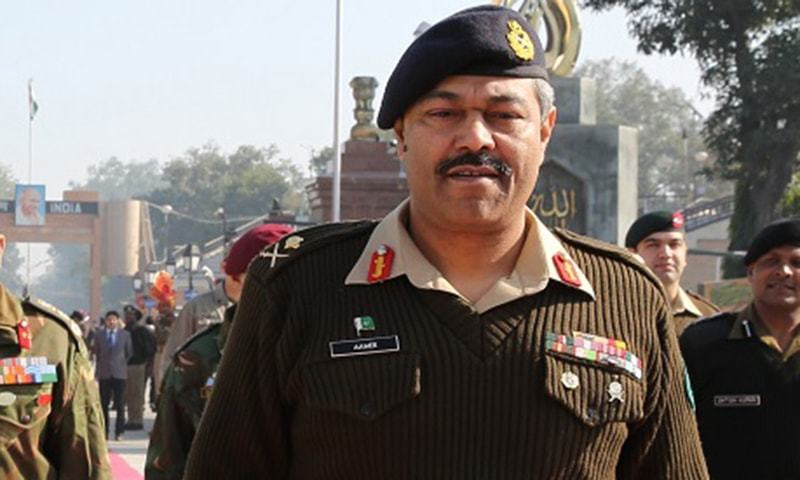 India behind acts of  terrorism in Pakistan, says Lt Gen Riaz