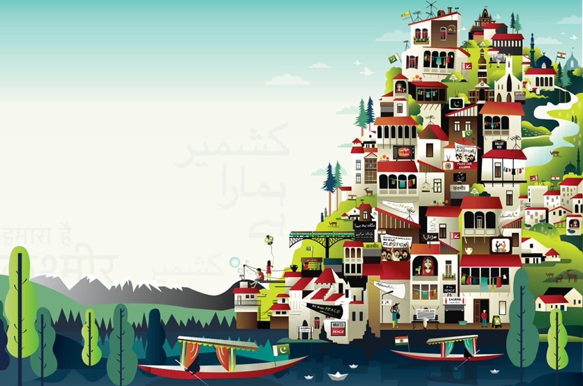 Illustration by Ayesha Haroon