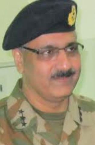 Lt Gen Zubair Hayat