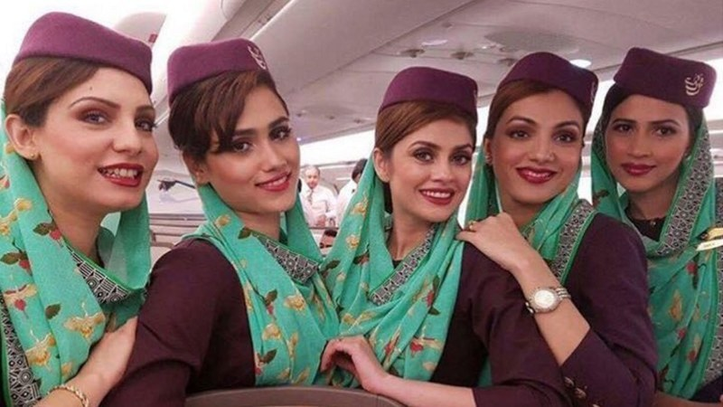 Here's a sneak peek at PIA's new uniforms