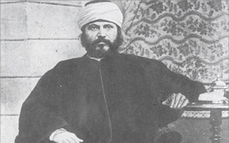 Jamal Afghani.