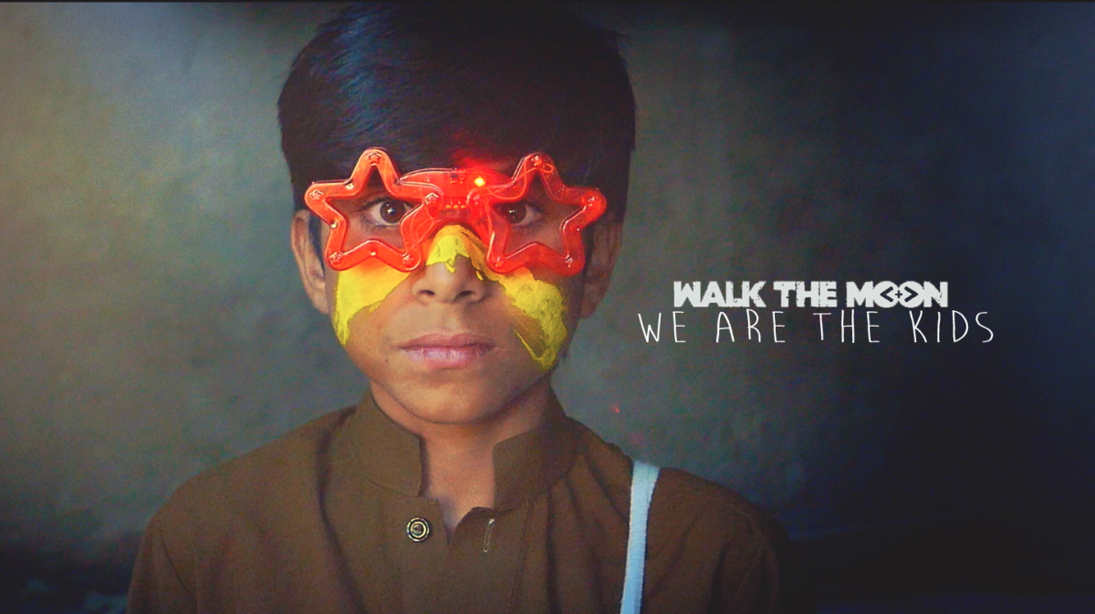 This music video for American band Walk The Moon is a tribute to Islamabad's street kids