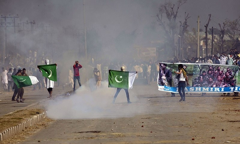 Amnesty's India chapter denies sedition charges over 'demanding freedom for Kashmir'