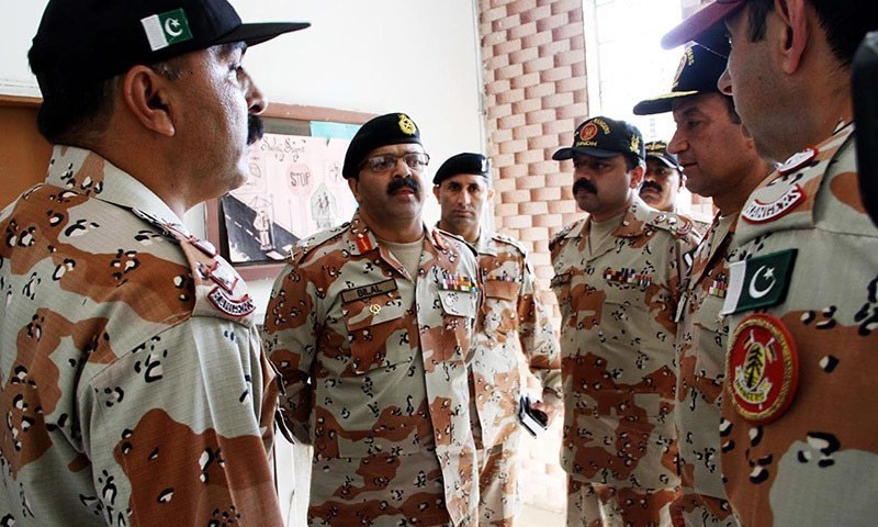 Rangers report on human rights violations in Karachi declared fake by Senate body