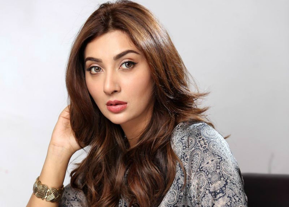 Even a talented actor like Aisha Khan was let down by her character's shallowness