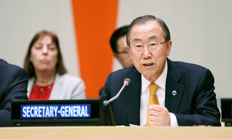 UN chief slams killings in India-held Kashmir, calls for India-Pak dialogue