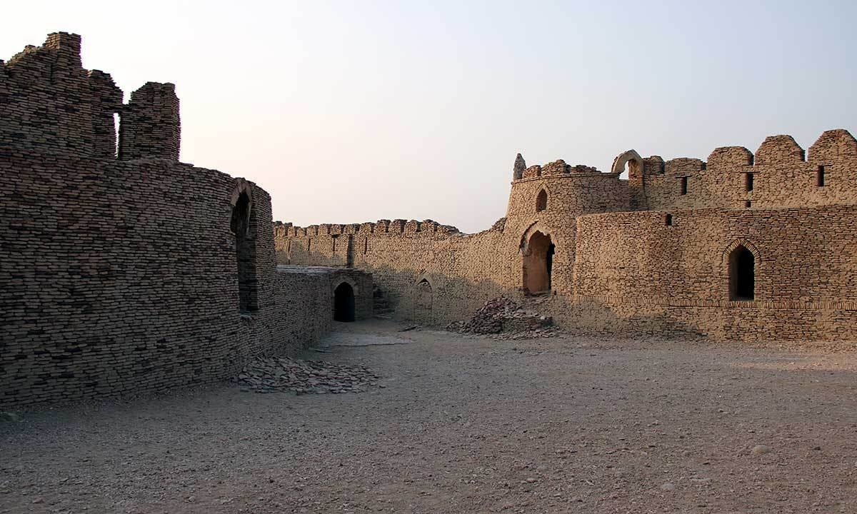 Kot Diji was the home of the earliest Harappan civilisation dating back to 2800-2600 BC | Photo by Arman Tejani